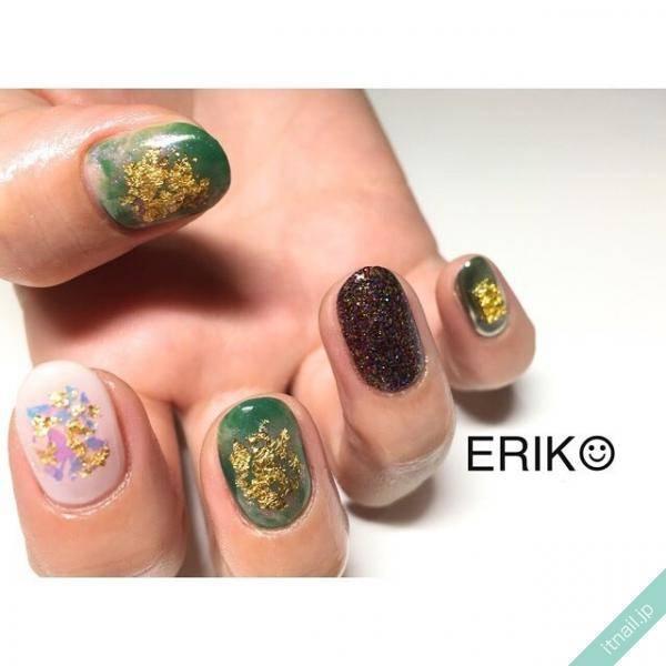 short nail creator ERIKO