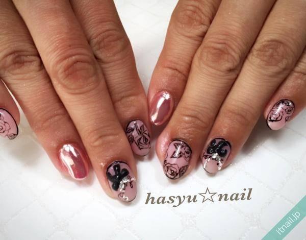 hasyu☆nail SANA