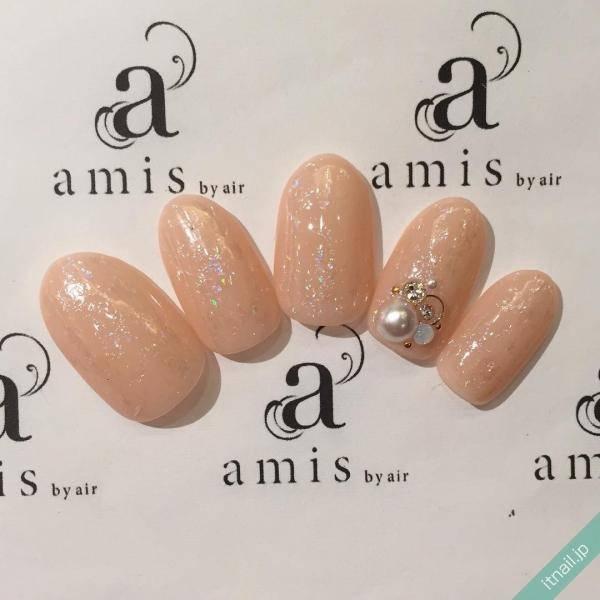 amis nail (銀座)が投稿したネイルデザイン [photoid:I0024100] via Itnail Design (551529)