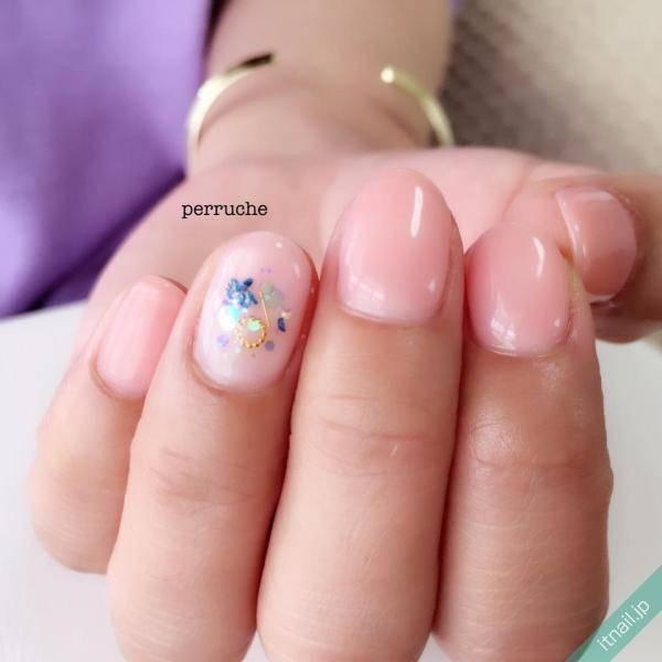 perruche (鹿児島)が投稿したネイルデザイン [photoid:I0038845] via Itnail Design (557167)