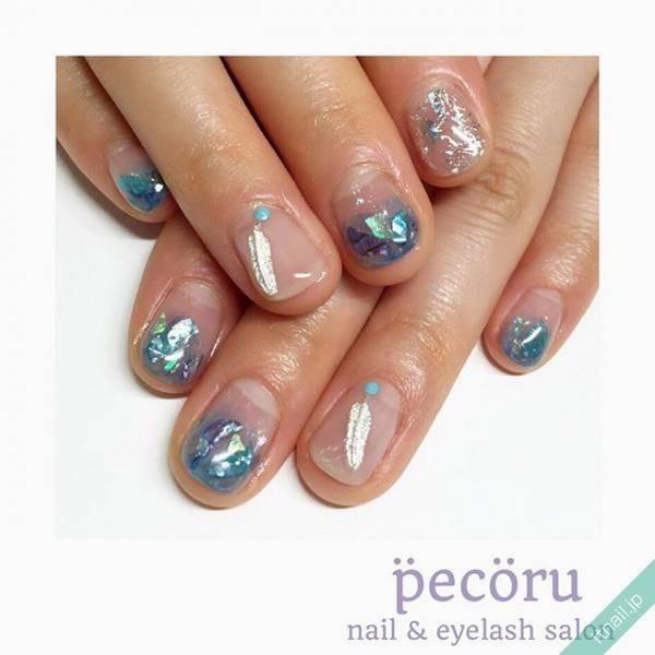 pecoru (大阪)が投稿したネイルデザイン [photoid:I0021584] via Itnail Design (557168)