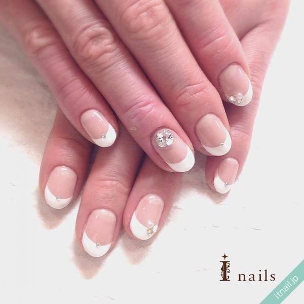 I nails (アイネイルズ)が投稿したネイルデザイン [photoid:I0029144] via Itnail Design (557423)