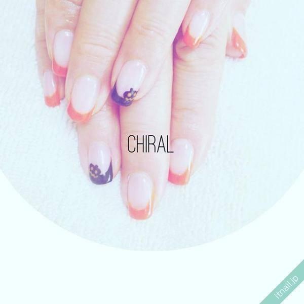Nail Salon Chiralが投稿したネイルデザイン [photoid:I0013562] via Itnail Design (558768)