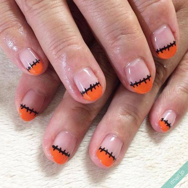Lottie nail (代々木上原)が投稿したネイルデザイン [photoid:I0024698] via Itnail Design (558770)