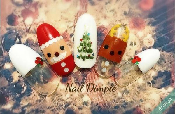 サンタ&トナカイと合わせてクリスマス感アップ!