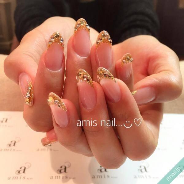 amis nail (銀座)が投稿したネイルデザイン [photoid:I0024407] via Itnail Design (563333)