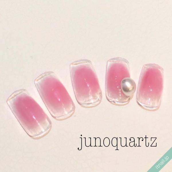 JunoQuartz×missionが投稿したネイルデザイン [photoid:I0041020] via Itnail Design (565519)