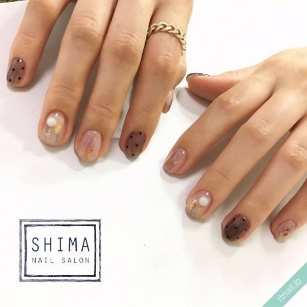 SHIMA (愛知)が投稿したネイルデザイン [photoid:I0041808] via Itnail Design (565520)