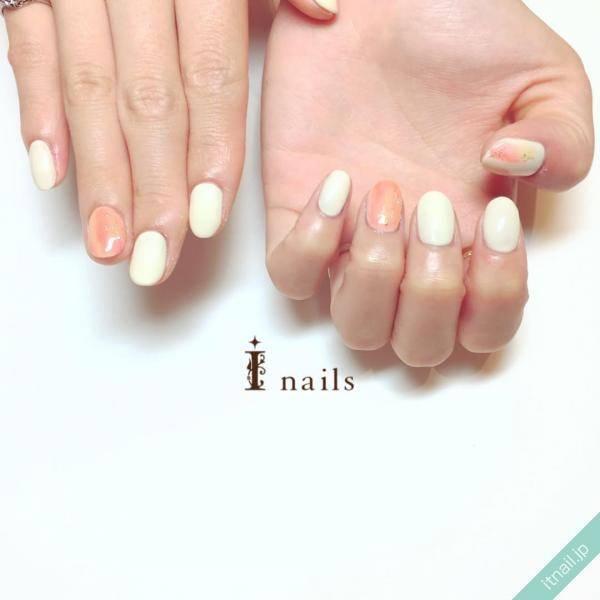 I nails (アイネイルズ)が投稿したネイルデザイン [photoid:I0028597] via Itnail Design (566588)