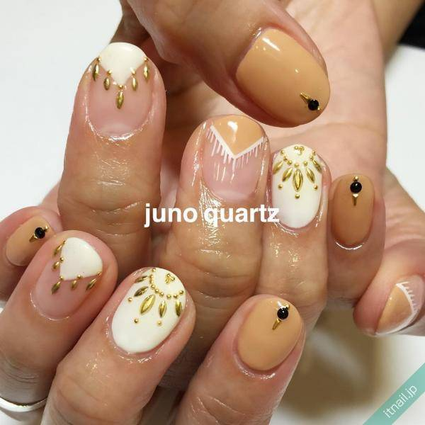JunoQuartz×graceが投稿したネイルデザイン [photoid:I0032398] via Itnail Design (567699)