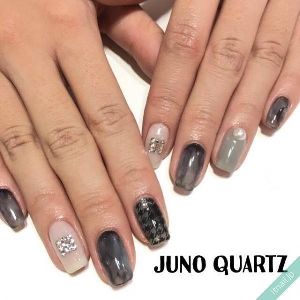 JunoQuartz×missionが投稿したネイルデザイン [photoid:I0040740] via Itnail Design (577777)