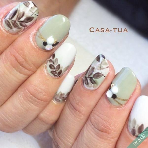 Casa-tua (福岡)が投稿したネイルデザイン [photoid:I0033500] via Itnail Design (580184)