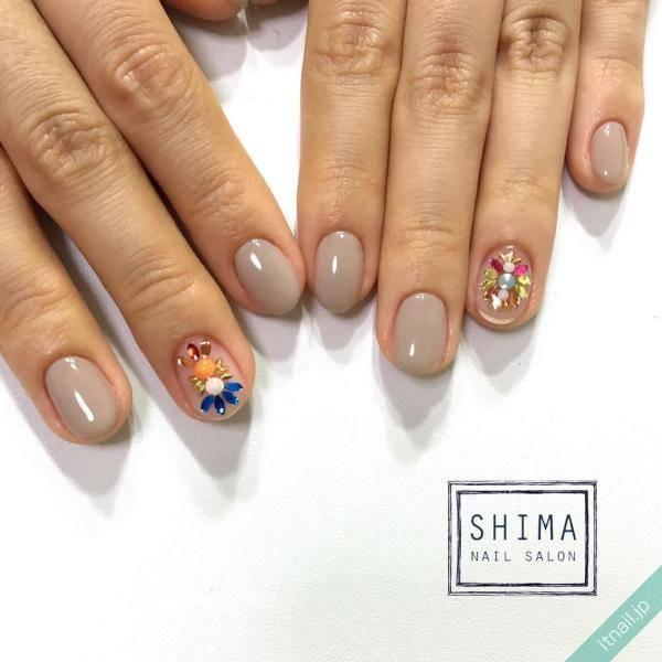 SHIMA (愛知)が投稿したネイルデザイン [photoid:I0041883] via Itnail Design (580313)