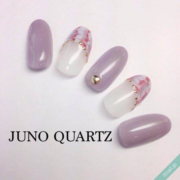JunoQuartz×missionが投稿したネイルデザイン [photoid:I0040997] via Itnail Design (591628)