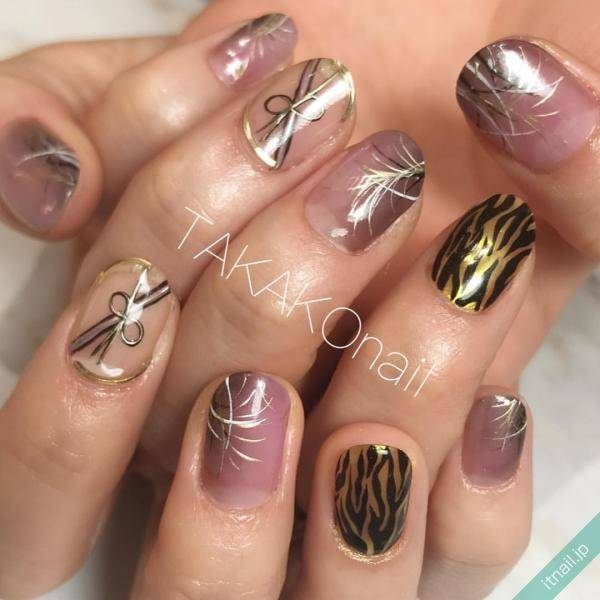 affection TAKAKOnailが投稿したネイルデザイン [photoid:I0059676] via Itnail Design (592614)