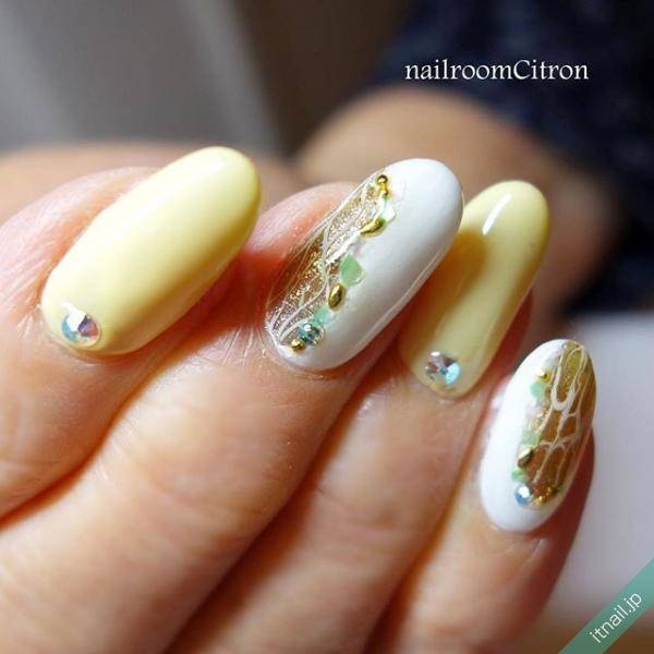 nailroom Citronが投稿したネイルデザイン [photoid:I0010251] via Itnail Design (593180)