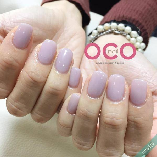OCO nailが投稿したネイルデザイン [photoid:I0007591] via Itnail Design (594342)