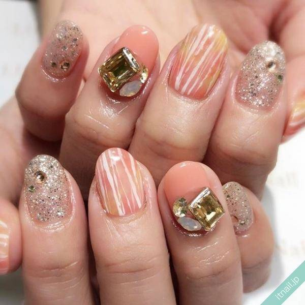 Life Nailが投稿したネイルデザイン [photoid:I0014246] via Itnail Design (594389)