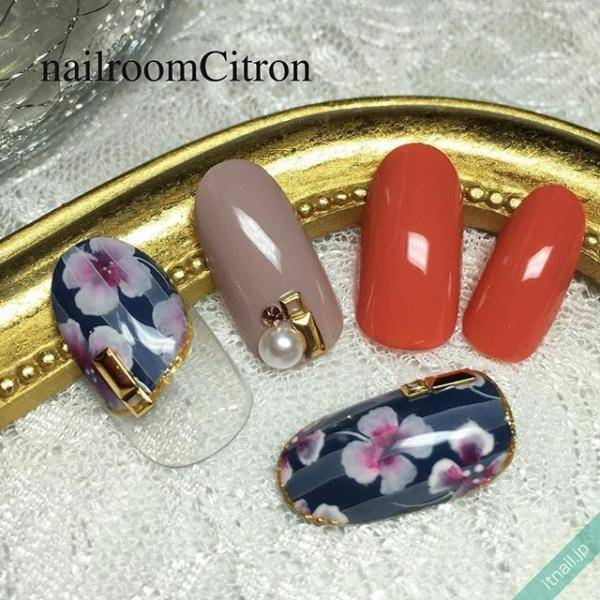 nailroom Citronが投稿したネイルデザイン [photoid:I0010570] via Itnail Design (594416)