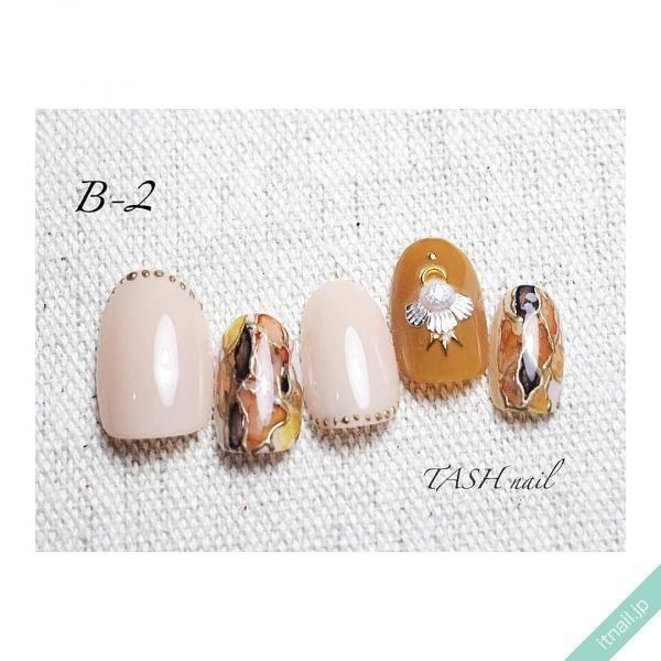 TASHnail (埼玉)が投稿したネイルデザイン [photoid:I0063229] via Itnail Design (594449)