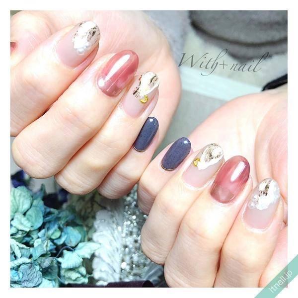 TASHnail (埼玉)が投稿したネイルデザイン [photoid:I0063246] via Itnail Design (594450)