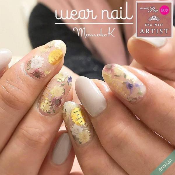 wear_nail (表参道)が投稿したネイルデザイン [photoidI0063611] via Itnail
