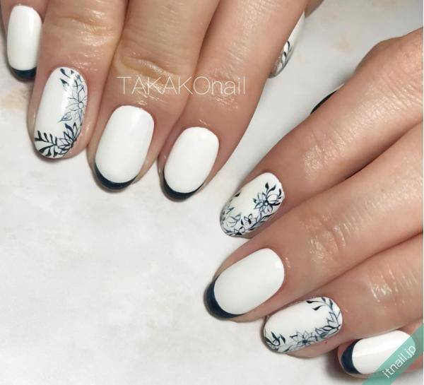 affection TAKAKOnailが投稿したネイルデザイン [photoid:I0065664] via Itnail Design (597073)