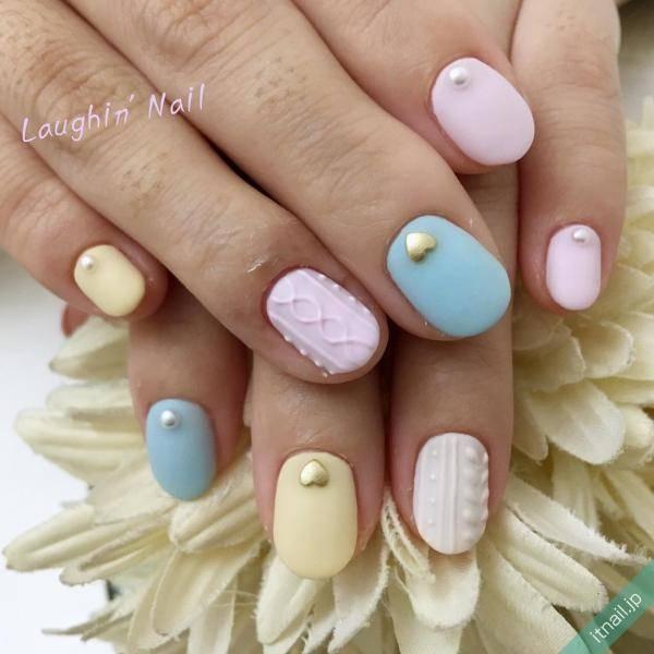 Laughin'Nail (三重・松阪)が投稿したネイルデザイン [photoid:I0052277] via Itnail Design (611647)