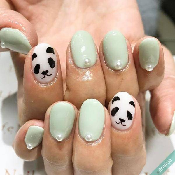 Life Nailが投稿したネイルデザイン [photoid:I0014268] via Itnail Design (611910)