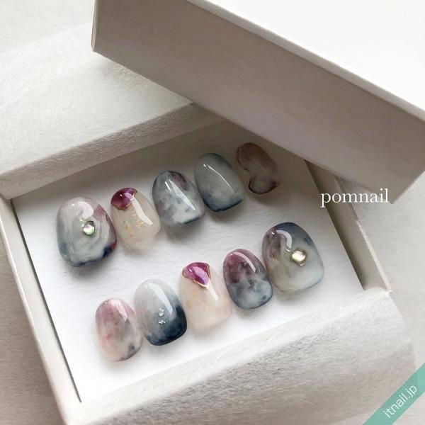 pom nail (沖縄・那覇)
