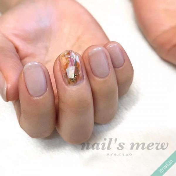 nail's mew (熊本・大江川鶴)