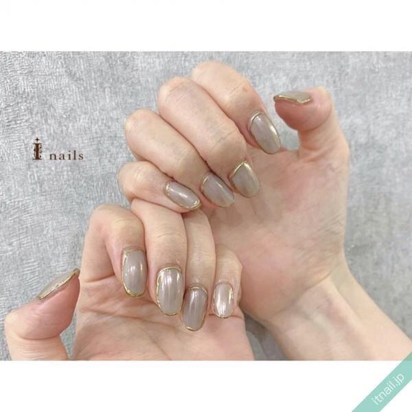 I nailsが投稿したネイルデザイン [photoid:I0087167] via Itnail Design (627957)