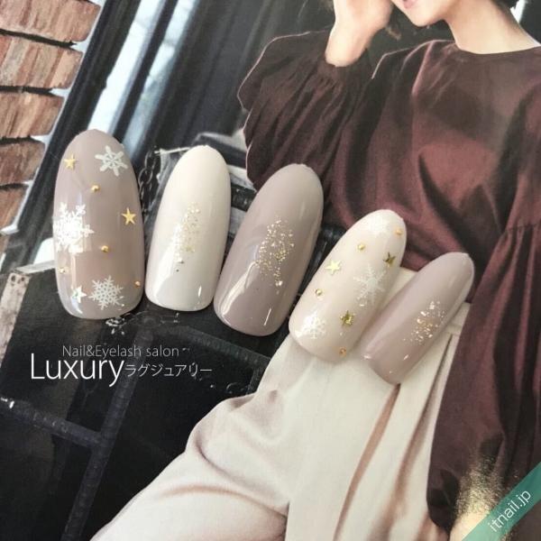 Luxuryが投稿したネイルデザイン [photoid:I0091311] via Itnail Design (633944)