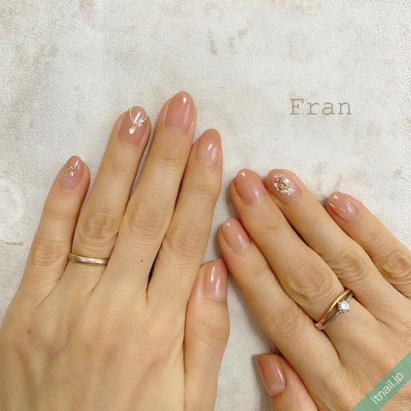 Franが投稿したネイルデザイン [photoid:I0087658] via Itnail Design (634694)