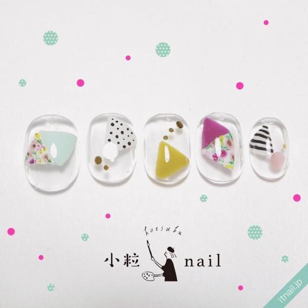 小粒nail