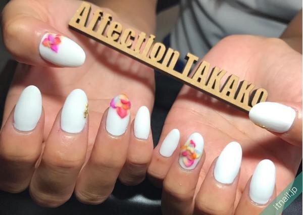 affection TAKAKOnailが投稿したネイルデザイン [photoid:I0066145] via Itnail Design (636756)