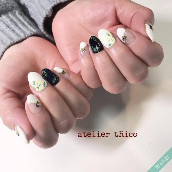 atelier tRicoが投稿したネイルデザイン [photoid:I0080055] via Itnail Design (638420)