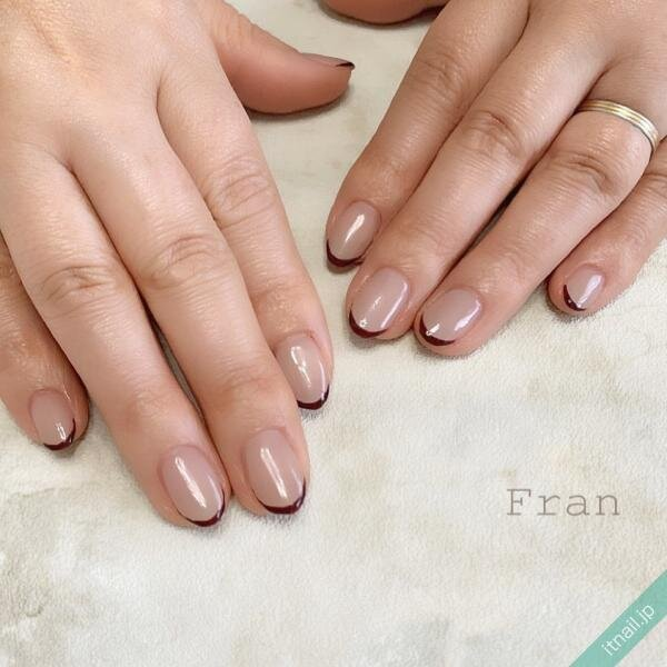 Franが投稿したネイルデザイン [photoid:I0093586] via Itnail Design (638531)
