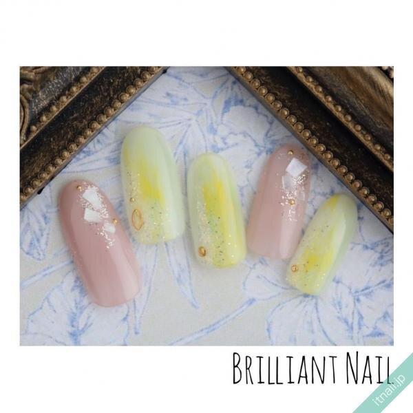 Brilliant Nailが投稿したネイルデザイン [photoid:I0089160] via Itnail Design (638865)