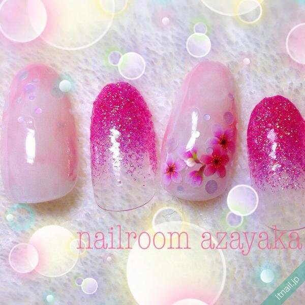 Nailroom彩が投稿したネイルデザイン [photoid:I0018646] via Itnail Design (638983)