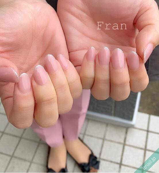 Franが投稿したネイルデザイン [photoid:I0093580] via Itnail Design (639165)