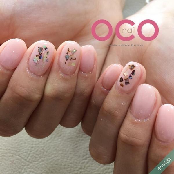 OCO nailが投稿したネイルデザイン [photoid:I0010304] via Itnail Design (639194)