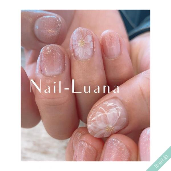 Nail-Luanaが投稿したネイルデザイン [photoid:I0093307] via Itnail Design (639435)