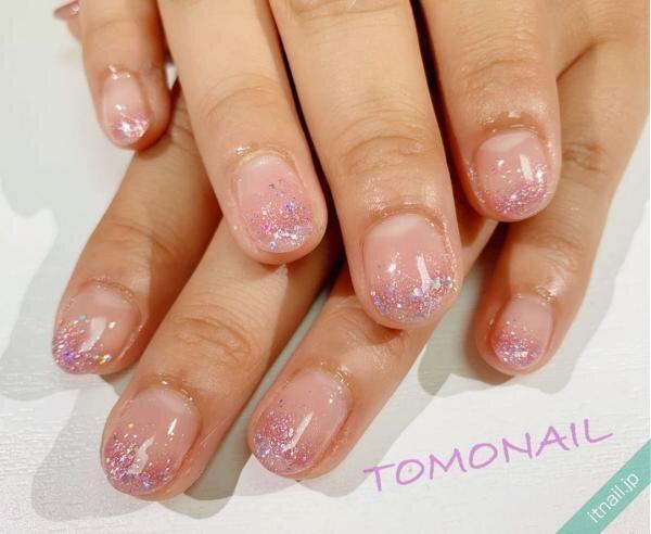 TOMONAILが投稿したネイルデザイン [photoid:I0071587] via Itnail Design (639585)