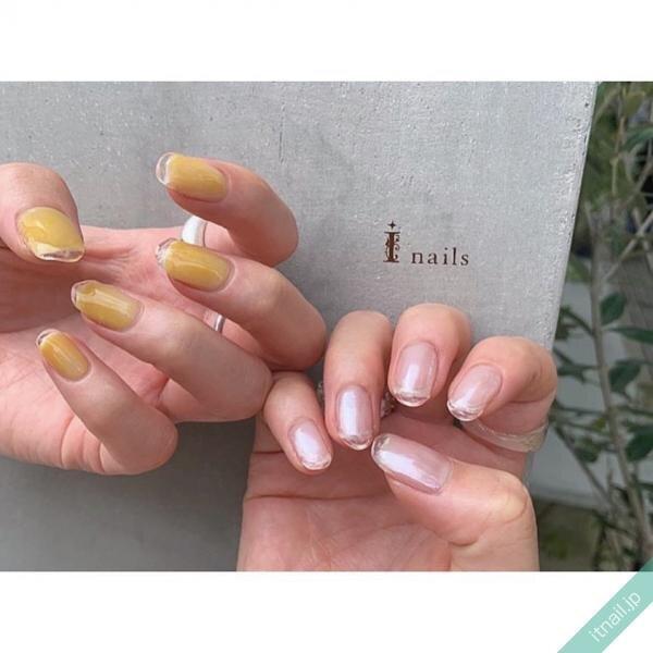 I nailsが投稿したネイルデザイン [photoid:I0087168] via Itnail Design (639622)