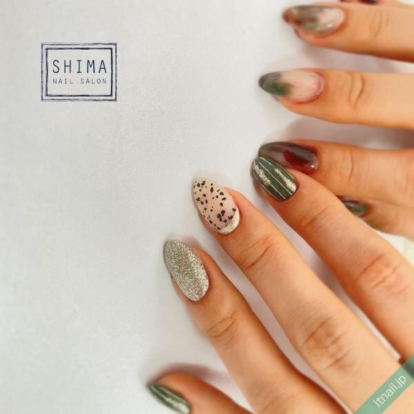 SHIMAが投稿したネイルデザイン [photoid:I0093469] via Itnail Design (639635)