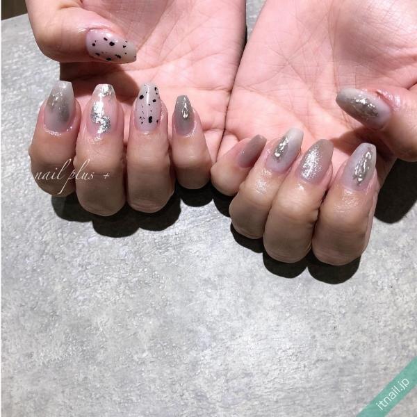 nail PLUS+が投稿したネイルデザイン [photoid:I0091651] via Itnail Design (639636)