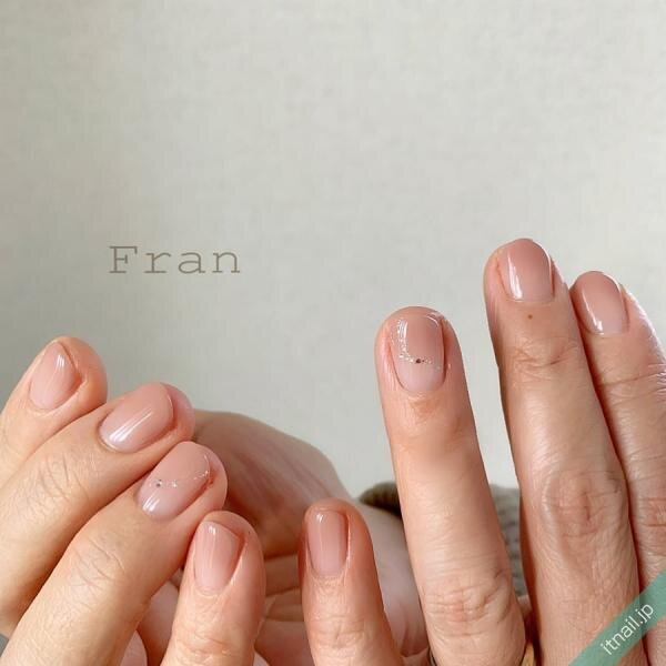 Franが投稿したネイルデザイン [photoid:I0093615] via Itnail Design (639836)