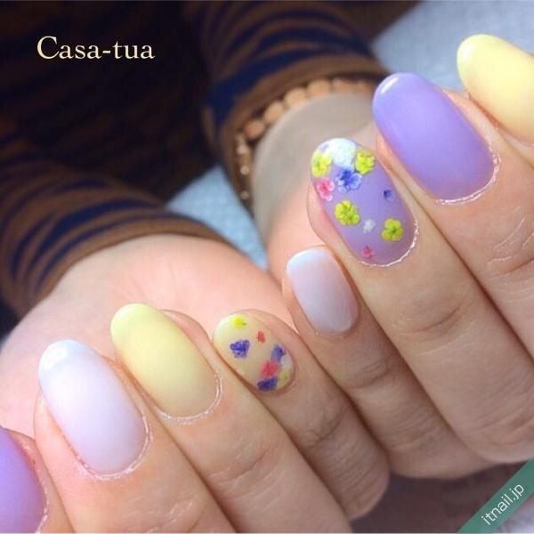 Casa-tuaが投稿したネイルデザイン [photoid:I0033433] via Itnail Design (639921)
