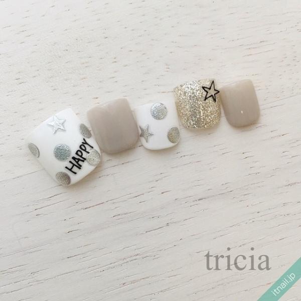 triciaが投稿したネイルデザイン [photoid:I0000295] via Itnail Design (640153)
